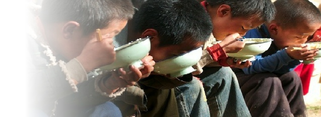 Poverty relief and education for Tibetans