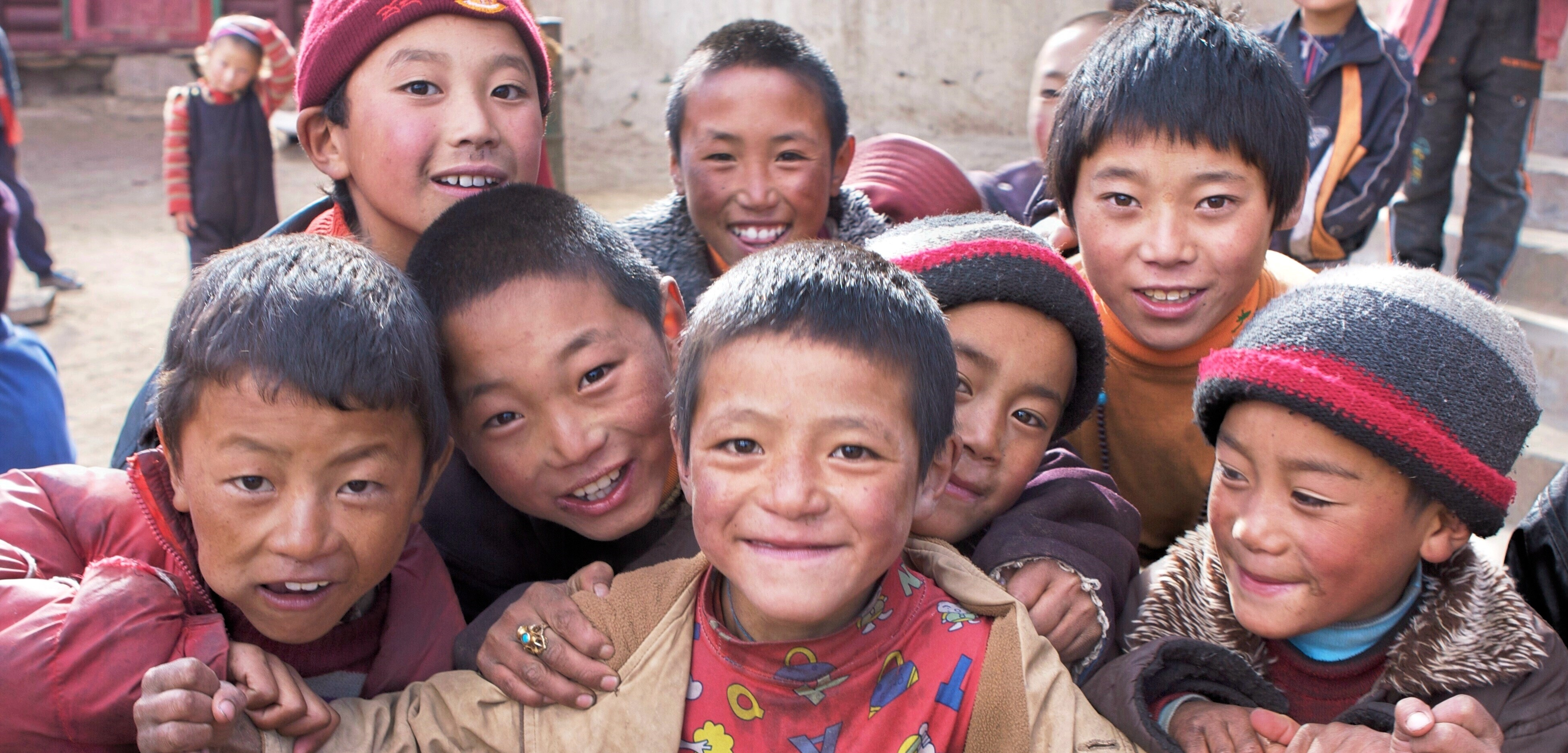 Supporting healthcare, education and poverty relief in Rigul, Tibet and other Himalayan communities